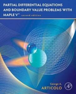 Baixar Partial Differential Equations & Boundary Value Problems with Maple pdf, epub, eBook
