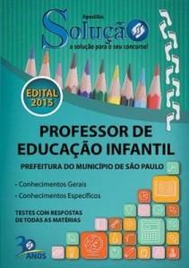 Baixar Apostila Digital SME/SP Professor de Educação Infantil e Ensino Fundamental I – São Paulo SP pdf, epub, eBook