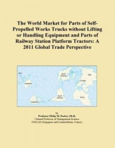 Baixar The World Market for Parts of Self-Propelled Works Trucks without Lifting or Handling Equipment and pdf, epub, eBook