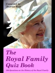 Baixar The Royal Family Quiz Book pdf, epub, ebook