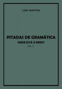 Baixar Pitadas De GramÁtica   Vol. 2 pdf, epub, eBook