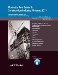 Baixar Plunkett's Real Estate & Construction Industry Almanac 2011 pdf, epub, eBook