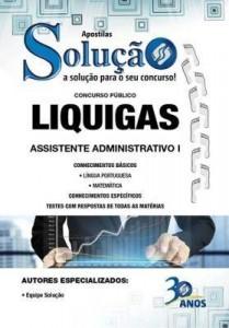 Baixar Apostila Digital Assistente Administrativo I – Liquigas pdf, epub, eBook