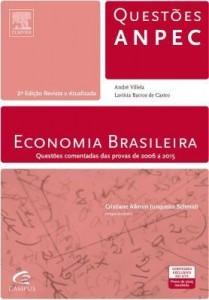 Baixar Economia Brasileira – Série Questões Anpec – 2ª Ed. 2015 pdf, epub, eBook