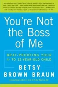 Baixar You're Not the Boss of Me pdf, epub, eBook