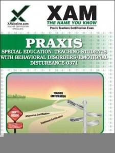 Baixar Praxis Special Education: Teaching Students with Behavioral Disorders/Emotional Disturbance 0371 pdf, epub, eBook