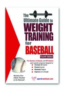 Baixar The Ultimate Guide to Weight Training for Baseball pdf, epub, ebook