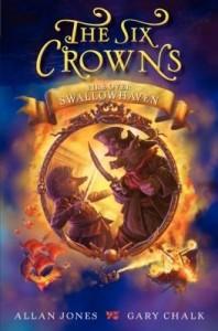 Baixar The Six Crowns: Fire over Swallowhaven pdf, epub, eBook