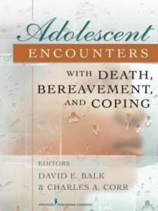 Baixar Adolescent Encounters With Death, Bereavement, and Coping pdf, epub, ebook