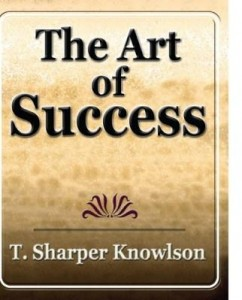 Baixar The Art of Success pdf, epub, eBook