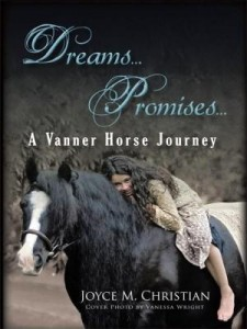 Baixar Dreams…Promises…A Vanner Horse Journey pdf, epub, eBook
