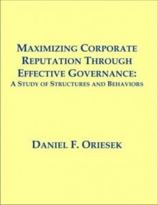 Baixar Maximizing Corporate Reputation Through Effective Governance: A Study of Structures and Behaviors pdf, epub, eBook
