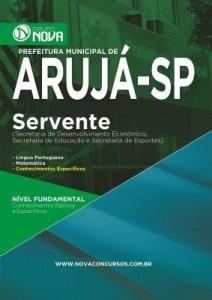 Baixar Apostila Arujá 2015 – Servente pdf, epub, eBook