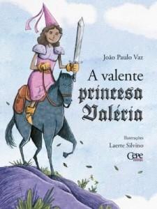 Baixar A valente princesa Valéria pdf, epub, eBook