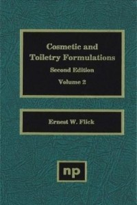 Baixar Cosmetic & Toiletry Formulations Volume 2 pdf, epub, eBook