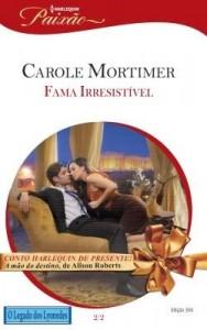 Baixar Fama Irresistível 2 de 2- Harlequin Paixão Ed. 304 pdf, epub, eBook