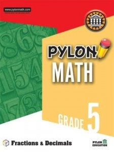 Baixar Pylon Math Grade 5 pdf, epub, eBook