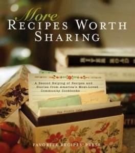 Baixar More Recipes Worth Sharing pdf, epub, eBook