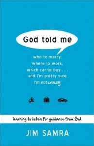 Baixar God Told Me: Who to Marry, Where to Work, Which Car to Buy…And I'm Pretty Sure I'm Not Crazy pdf, epub, ebook