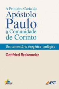 Baixar A Primeira Carta do Apóstolo Paulo à Comunidade de Corinto pdf, epub, eBook