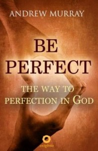 Baixar Be Perfect – The way to perfection in God pdf, epub, eBook