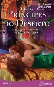Baixar Príncipes do Deserto – Harlequin Jessica Clássicos Ed. 04 pdf, epub, eBook