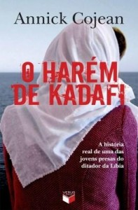Baixar O harém de Kadafi pdf, epub, eBook