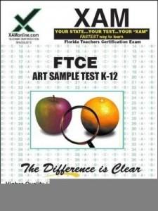Baixar Ftce Art Sample Test K-12 pdf, epub, eBook