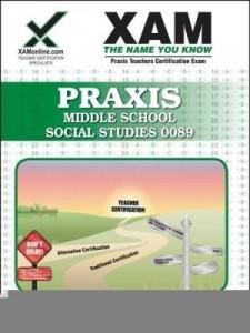 Baixar Praxis Middle School Social Studies 0089 pdf, epub, eBook