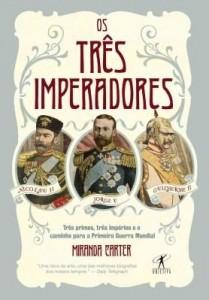 Baixar Os três imperadores pdf, epub, ebook