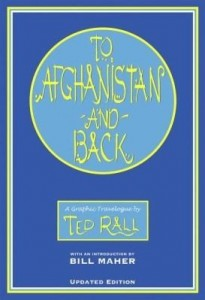 Baixar To Afghanistan and Back: A Graphic Travelogue pdf, epub, eBook