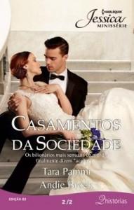 Baixar Casamentos da Sociedade 2 de 2 – Harlequin Jessica Minissérie Ed.2 pdf, epub, ebook