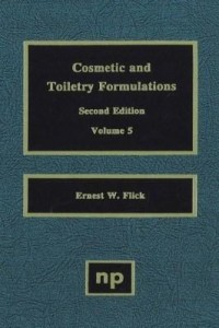 Baixar Cosmetic and Toiletry Formulations, Vol. 5 pdf, epub, eBook