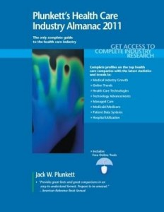 Baixar Plunkett's Health Care Industry Almanac: The Only Comprehensive Guide to the Health Care Industry pdf, epub, eBook