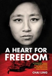 Baixar A Heart for Freedom: The Remarkable Journey of a Young Dissident, Her Daring Escape, and Her Quest t pdf, epub, eBook