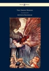 Baixar The Greek Heroes – Stories Translated from Niebuhr – Illustrated by Arthur Rackham pdf, epub, eBook