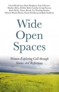 Baixar Wide Open Spaces: Women Exploring Call Through Stories and Reflections pdf, epub, ebook