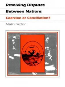 Baixar Resolving disputes between nations pdf, epub, eBook