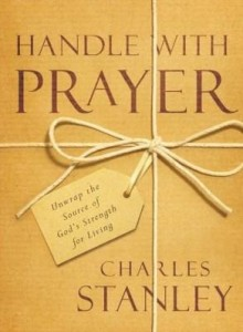 Baixar Handle with Prayer: Unwrap the Source of God's Strength for Living pdf, epub, eBook