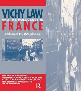 Baixar Vichy law & the holocaust fran pdf, epub, ebook