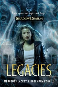 Baixar Shadow grail #1: legacies pdf, epub, ebook