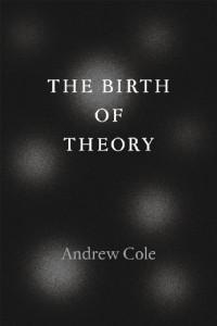Baixar Birth of theory, the pdf, epub, eBook