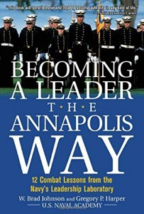 Baixar Becoming a leader the annapolis way pdf, epub, eBook