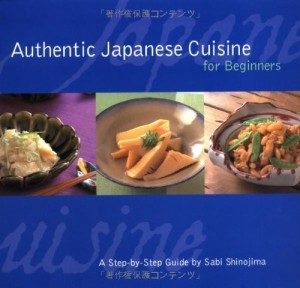 Baixar Authentic japanese cuisine for beginners pdf, epub, eBook