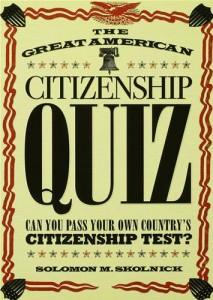 Baixar Great american citizenship quiz, the pdf, epub, eBook