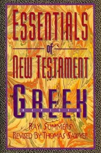 Baixar Essentials of new testament greek pdf, epub, ebook