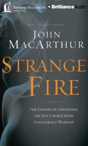 Baixar Strange fire pdf, epub, eBook