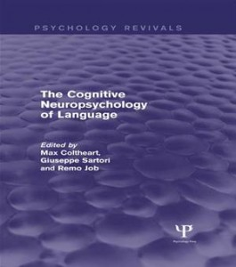 Baixar Cognitive neuropsychology of language pdf, epub, eBook