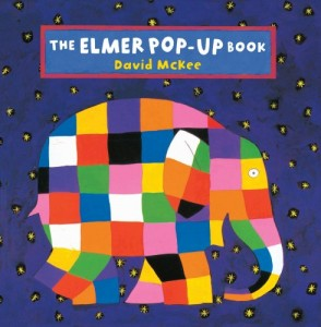 Baixar Elmer pop-up book, the pdf, epub, eBook