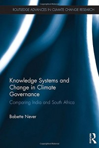 Baixar Knowledge systems and change in climate governance pdf, epub, eBook